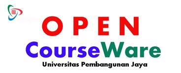 Open CourseWare UPJ